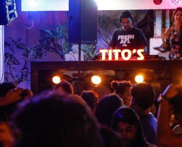 Tito's Baga Goa